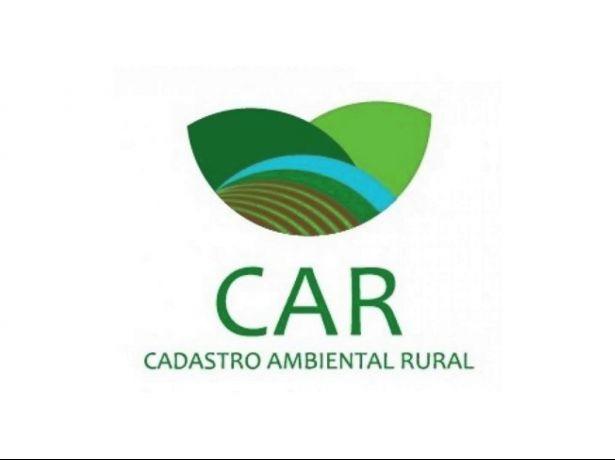 Prazo para inscrição no cadastro ambiental rural terminará em 31 de maio de 2018.