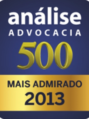 Análise  Advocacia top 500 2013